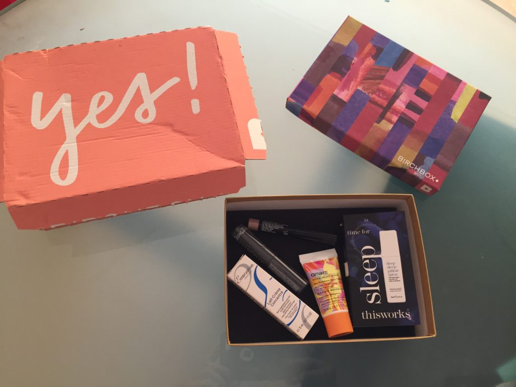 The October Birchbox is full of great skincare and haircare samples to test for exciting new beauty opportunities, a beauty box is all about testers!